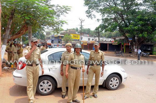 Prohibitory orders continue in Kalladka