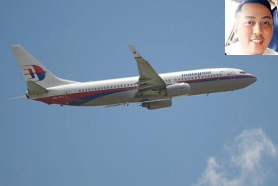 mh370 phone call pilot