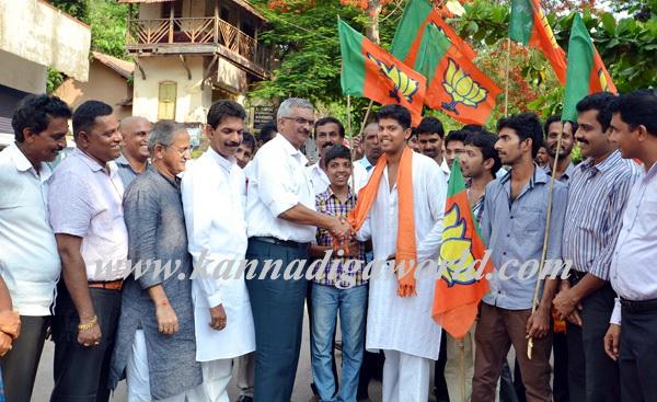 BJP_Pada_Yathre_1
