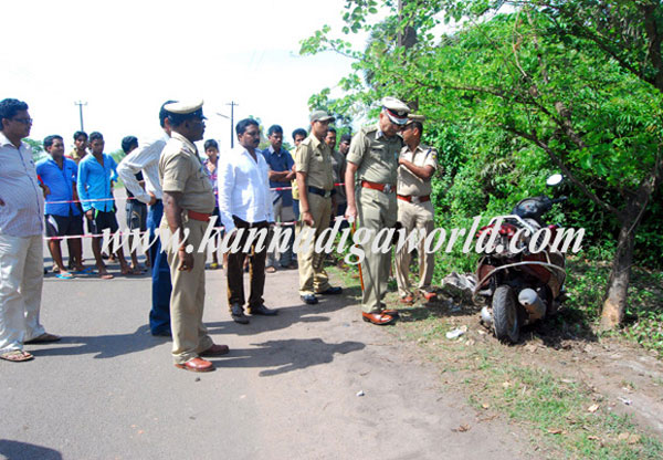 Hit and run case at Baikampady: one killed