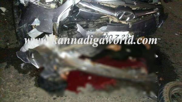 Mulki_Car-Bike_Accident_4