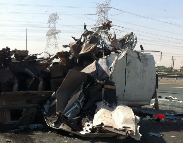 Accident death toll in Dubai increases to 15 | KANNADIGA WORLD