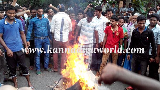Gurupura_Accident_Protest_10