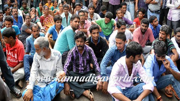 Gurupura_Accident_Protest_12