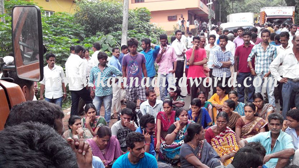 Gurupura_Accident_Protest_4