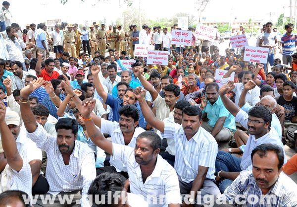 Manduru Village protest_June 1_2014-010