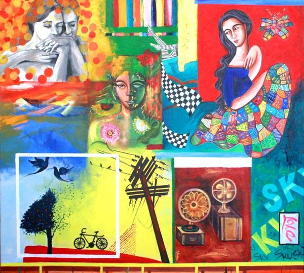 Sangeeta Babani Painting