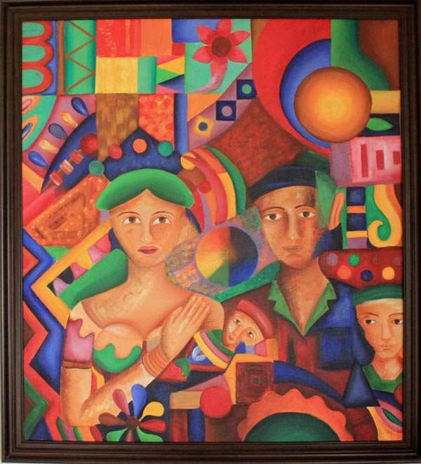 Sangeeta Babani Painting2