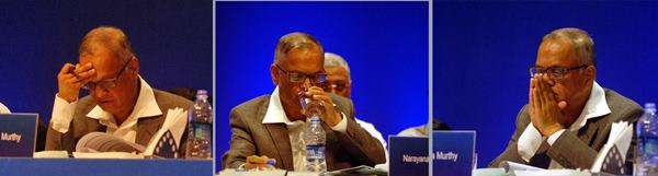 annual general meeting of Infosys_June 14_2014_007