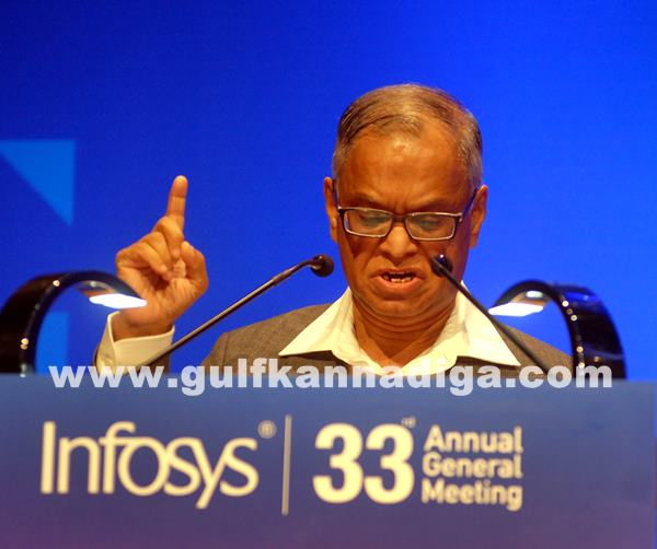 annual general meeting of Infosys_June 14_2014_008