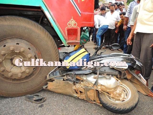 beejadi road accident. (14)