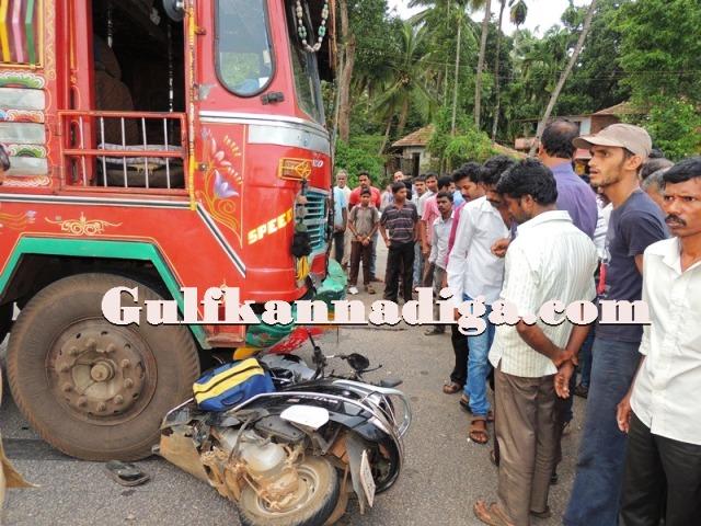 beejadi road accident. (15)