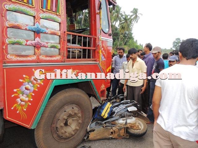 beejadi road accident. (16)