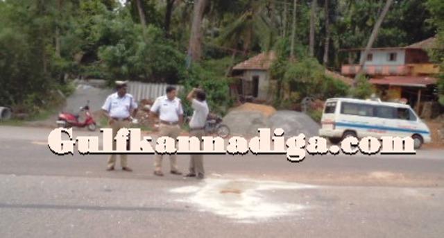 beejadi road accident. (4)