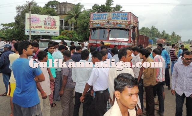 beejadi road accident. (7)