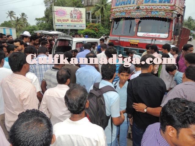 beejadi road accident. (8)