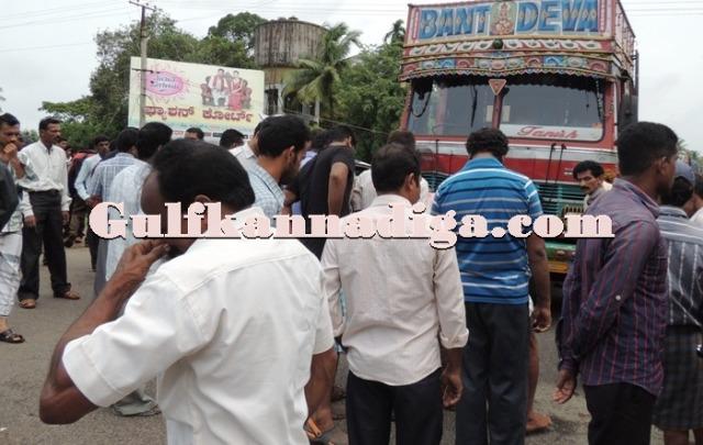 beejadi road accident. (9)