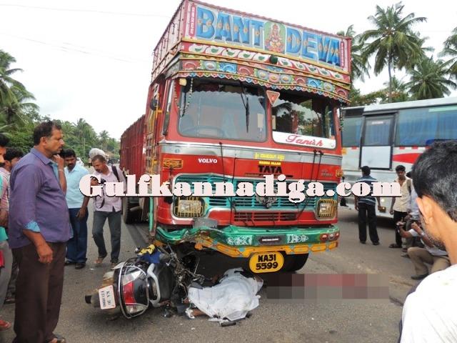 beejadi road accident.