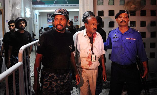 karachi blast 12
