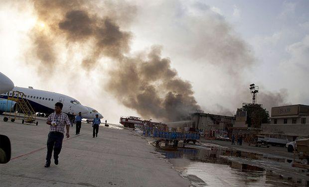 karachi blast 13