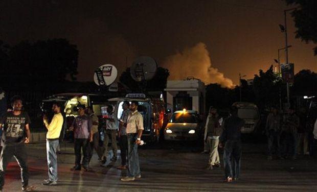 karachi blast