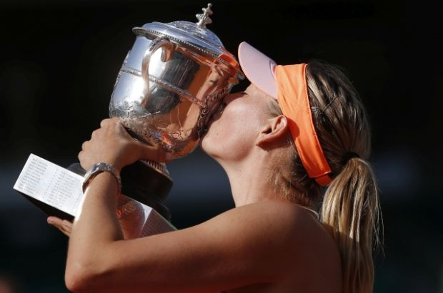 Maria Sharapova supreme once more at French Open