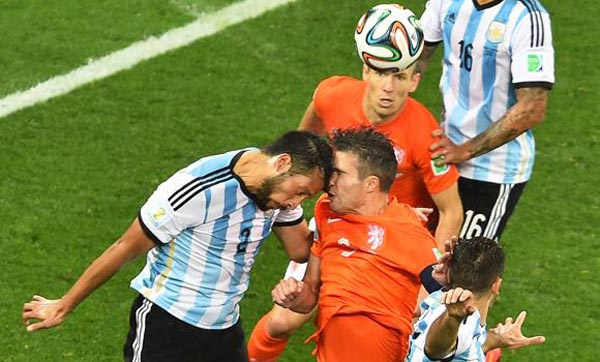 Argentina beats Netherlands in penalty
