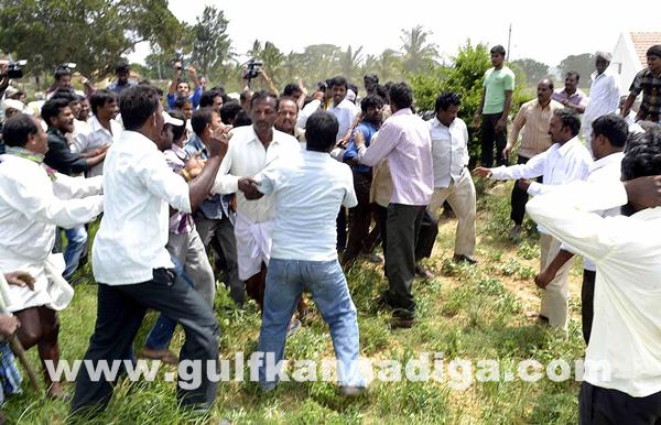 Chikmagalur clash between villagers_July 4_2014_004