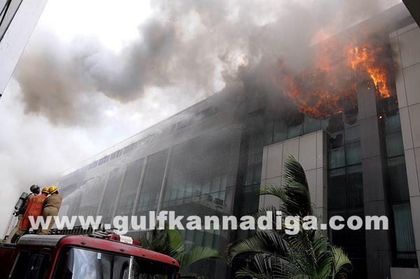 Fire at AMR Tech Park _July 18_2014_002