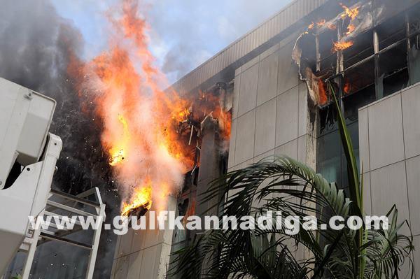 Fire at AMR Tech Park _July 18_2014_005