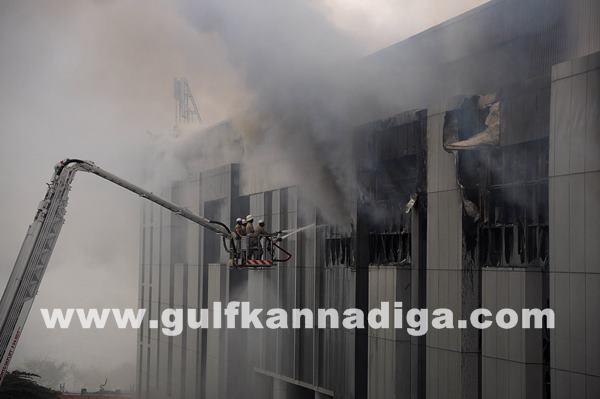Fire at AMR Tech Park _July 18_2014_006