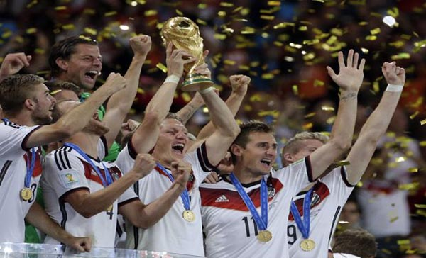 Germany win 2