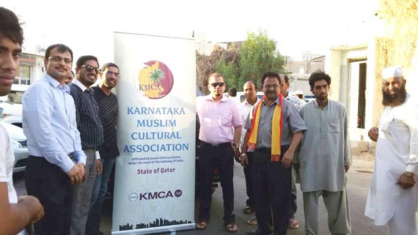 KMCA distributes Iftar Kits to low paid workers