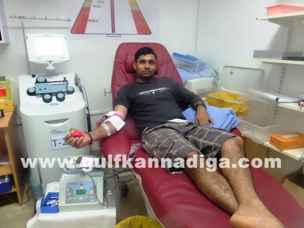 Kadam blood donation _July 2_2014_007
