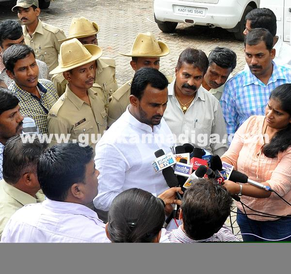 MLA Vijayanand attend CCB_July 7_2014_001
