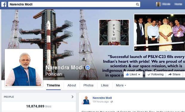 Narendra-Modi-facebook