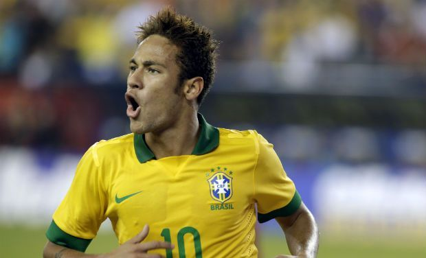 Neymar_Portugal Brazil