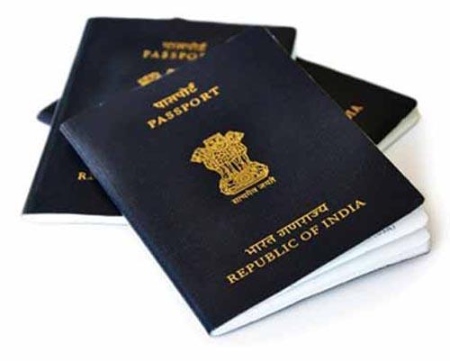 Passport-indian