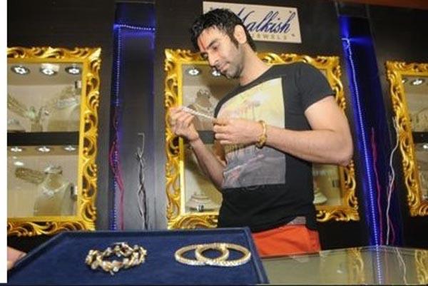 Sandip Soparrkar at Malkish Jewels
