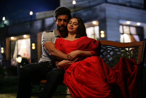Sasha Agha Khan to romance Jay Bhanusali in Desi Kattey4