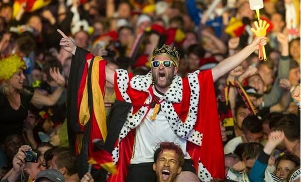APTOPIX Brazil Soccer WCup  Germany