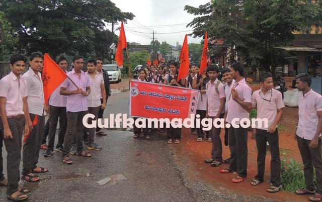 kundapur-abvp-protest-36