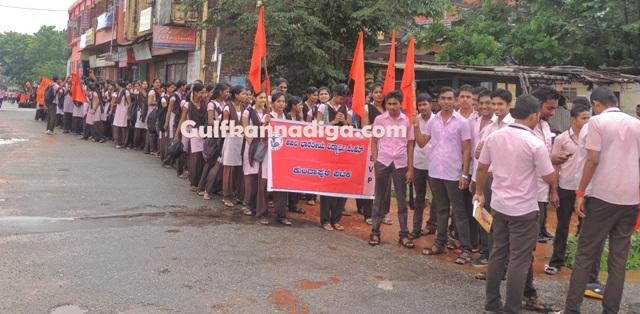 kundapur-abvp-protest-37