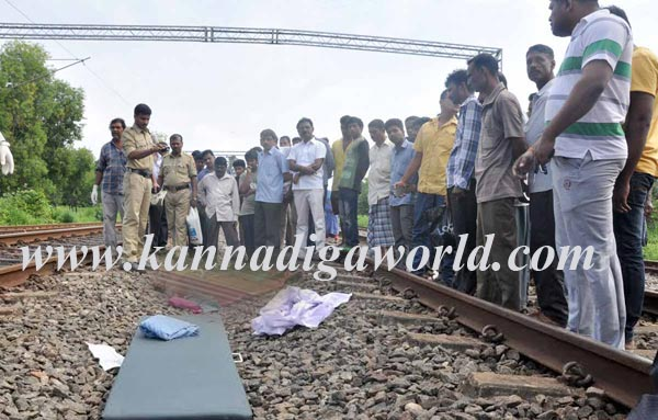 Ullal: train runs over a woman, body tossed 500 meters away