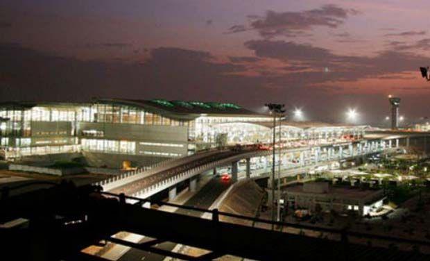 Hyderabad airport