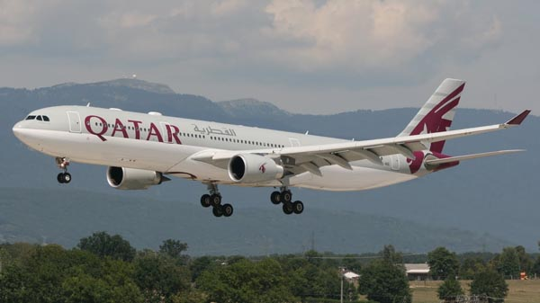 Qatar Airways keen to buy stake in IndiGo.