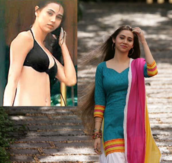 Sashaa Agha Khan Desi Look