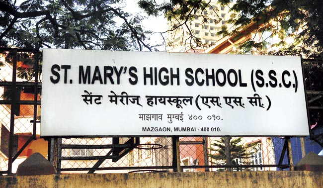 St-Mary-School