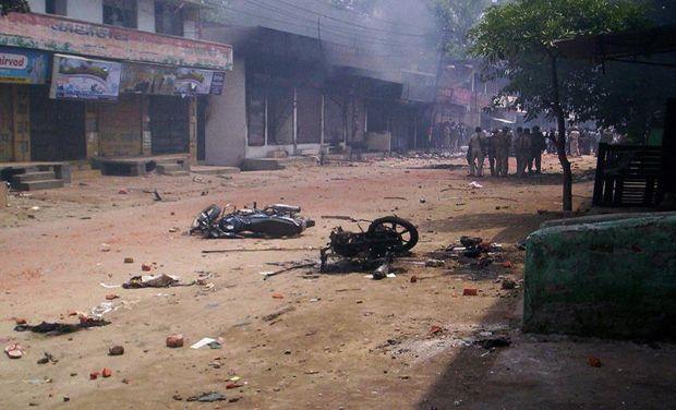 saharanour riots
