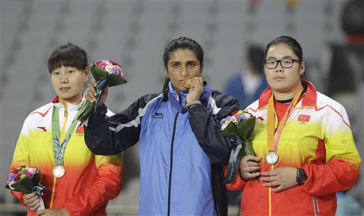 South Korea Asian Games Athletics